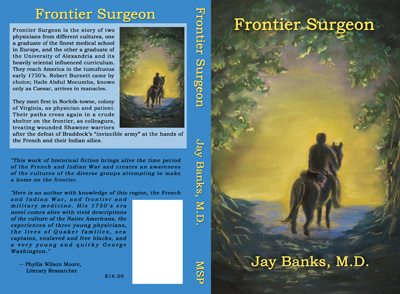 Frontier Surgeon by Jay Banks, M.D.