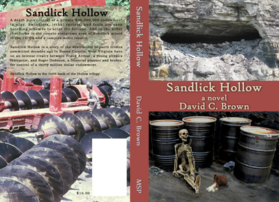 Sandlick Hollowl by David C. Brown